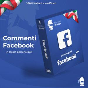 comprare commenti facebook
