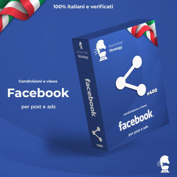 comprare condivisioni facebook