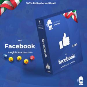 comprare like facebook